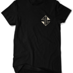 Shield Tee TL Logo Left Chest Print